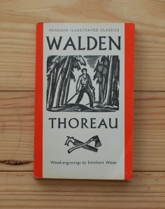 penguin copy of walden