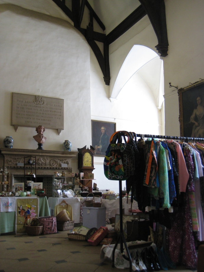 northampton vintage fair at Abington Park Museum by Lost Property Vintage