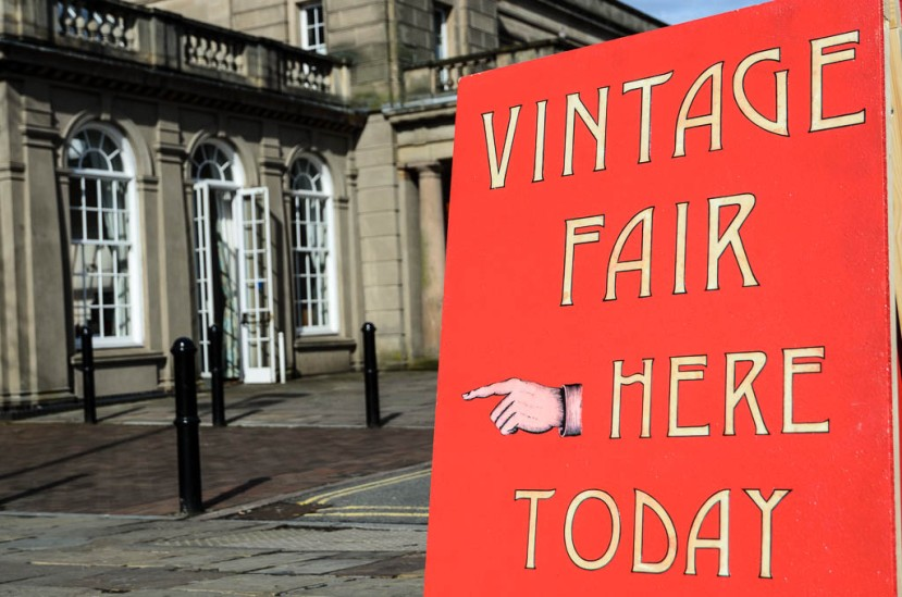 Leamington Spa Vintage Fair, 14th April 2013, by Lost Property Vintage