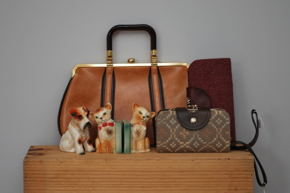 Vintage handbag and purses by Lost Property Vintage