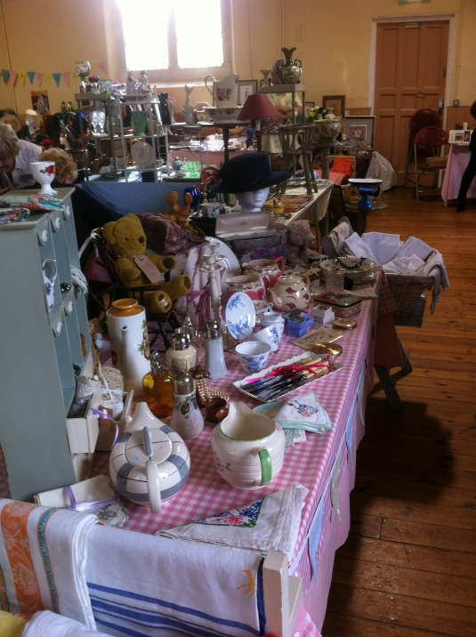Olney Vintage Fair on 11th May 2013 - picture by Lost Property Vintage