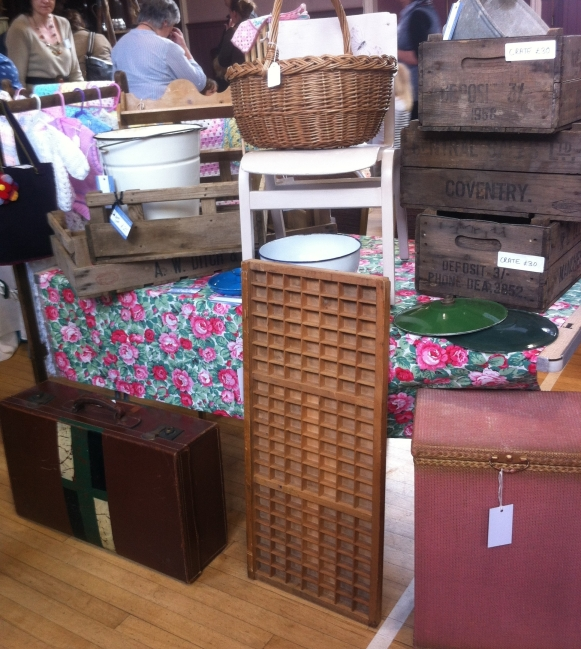 Lost Property Vintage at Oundle Vintage Fair on 12th May 2013