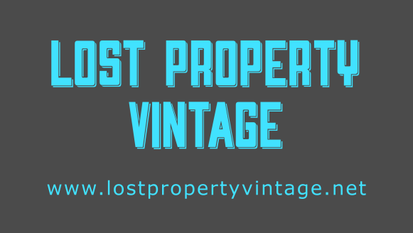 Lost Property Vintage