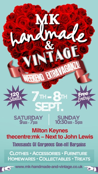 Milton Keynes Vintage Fair - September 2013