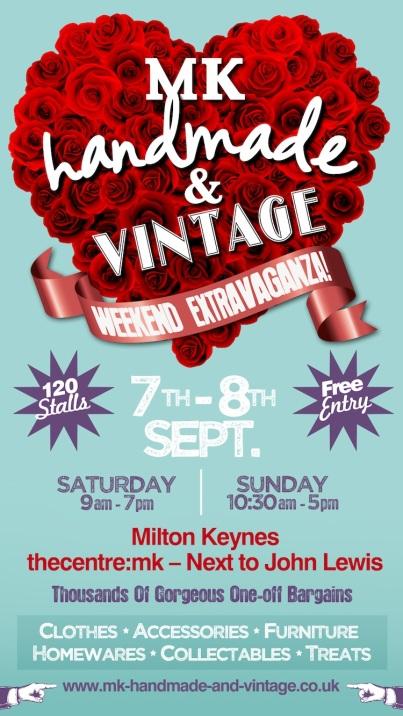 Milton Keynes Vintage Fair - September 2013