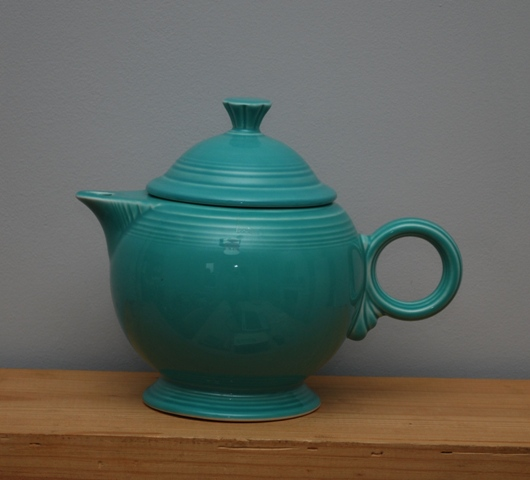 Fiesta Tea Pot from Lost Property Vintage