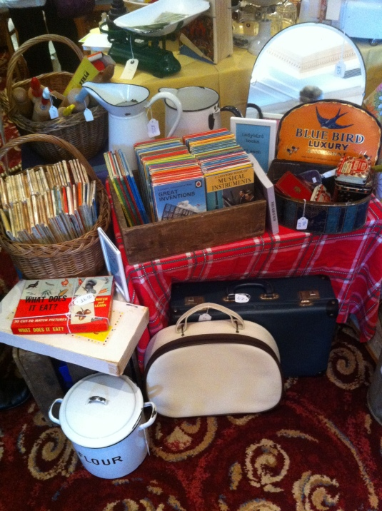 Market Harborough Vintage Fair - October 2013 - picture by Lost Property Vintage