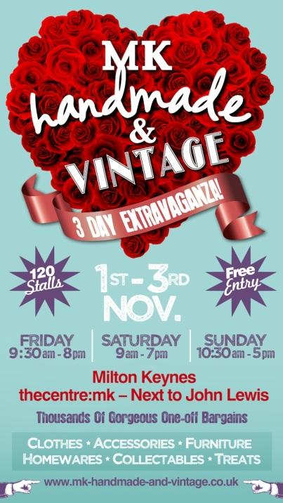 Milton Keynes Vintage Fair November 2013